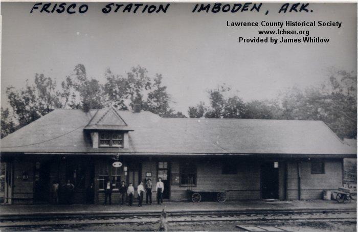 Frisco Depot, Imboden
