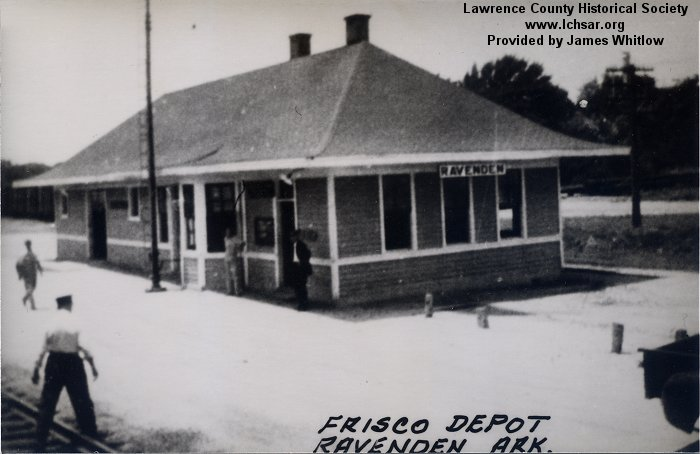 Frisco Depot, Ravenden