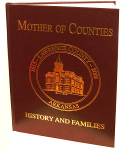 Lawrence County Family History Book