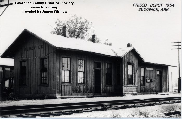 Frisco Depot, Sedgwick